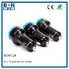 usb car charger with led mobile power bank charger electrical charger portable light