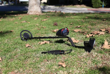 2014 New Hand-held Metal Detector deep ground metal detector