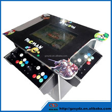 coin operated basketball / simulator driving game machine for children game