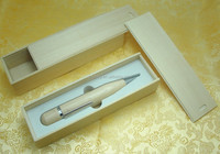 promotional gifts pen shape usb wood usb flash drive usb flash disk custom logo oem with box