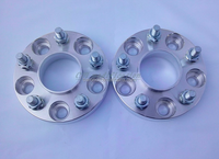 Wheel Spacers Adapters PCD5x4.5''(114.3mm) 67.1mm center bore 25mm thick for modern series, ix35, genesis, and honour