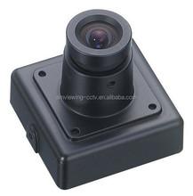 420tvl Color Mini hidden camera,1/4'' SONY ccd low light 0.01Lux mini camera cctv, mini camera cctv cheap price,with audio