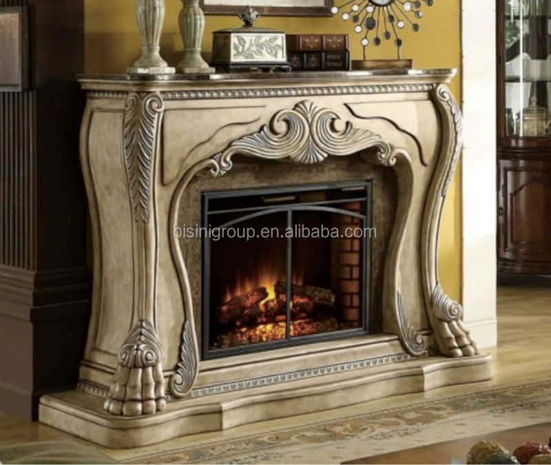 Bisini European Style Decorative Fake Flame Electric ...