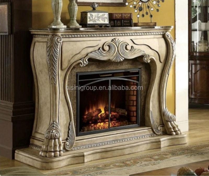 Bisini European Style Decorative Fake Flame Electric Fireplace Bf09 42013