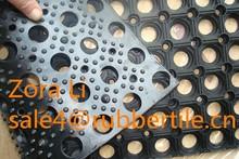 Anti-fatigue mat, 13mm grass rubber mat, Outdoor rubber flooring