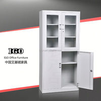IGO-008 Knocked Down Structure Practical cupboards laminated designs