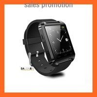 cheapest price u watch u8 android 4.0 smart watch android wear with Remotes camera control function