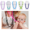 China wholesale high quality jewelry chunky bead necklace