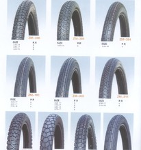 MC Motorcycle tires and tubes