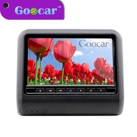 Goocar New arrived 9 inch car monitor headrest dvd player for mazda cx-5