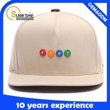 Simple snapback cap blank flat brim snapback run dmc snapback cap