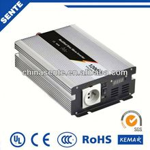 Top quality 1200w off grid dc inverter driver 12v 220v with charger and battery