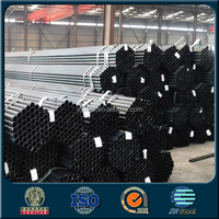 furniture steel pipe Construction company black anneal steel pipes