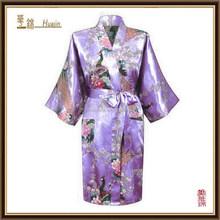 customize roomy sexy silk kimono dress sexy night dresses