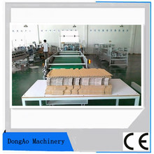 High Speed Automatic Folder Gluer Machine For Four-Side Folding/ Crash Lock Bottom