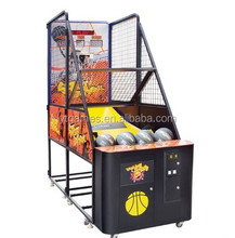 Street Basketball machine hoop shooting games