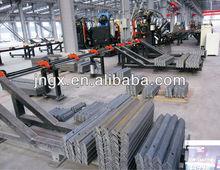 CNC angle iron punch line