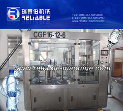 Small Capacity Mineral Water Plant Machinery Cost