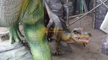 Superior material amusement entertainment dinosaur items