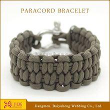 wholesale top quality shamballa paracord bracelet
