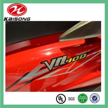Factory price Good Adhesion waterproof and No FadePVC motocycle/dirt bike sticker