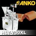 anko haciendo escala de congelación congelados de llenado de la máquina tamales