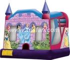 Princesa seguranças inflável para venda A2033