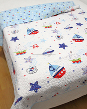 The panel perfert group printing quilt for boys bedding set / comforter