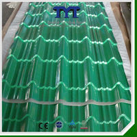 Building material stone coated metal roof tile price for prefab house