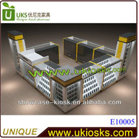 Best seller shopping mall mobile phone shop interior design/furniture mobile phone shop for sale