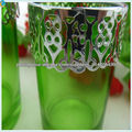 transparente casamento decoração votiva pendurado copo de vidro da vela