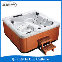 Europ style CE certification independent sex massage 2 lounge balboa hot tub control
