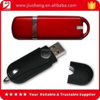 Hot selling souvenir plastic otg usb flash drive for promotion
