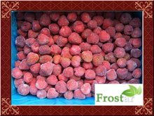 Grade A frozen fruits iqf strawberries