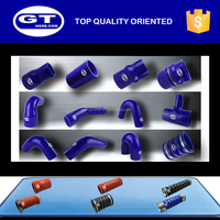 high quality silicone hose /blue pipe turbo hose modification