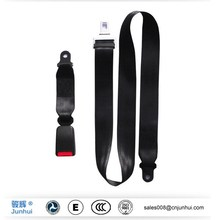 static two point freight train seat belt