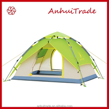 2015 new style 3-4 person automatic outdoor tent