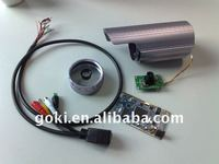 ir cmos ccd color save camera in security protection