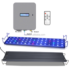 120W 90 degree optics led aquarium light, UV Led aquarium light/marine used Led aquarium light/ freshwatter Led aquarium lights