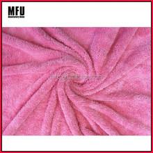 MFU sewing fabric coral fleece fabric wholesale