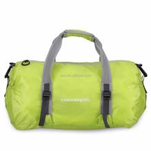 2015 new travelling duffle bag, foldable sport bag, sport duffle bag