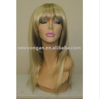 Wholesale New arrival fashion style synthetic wig