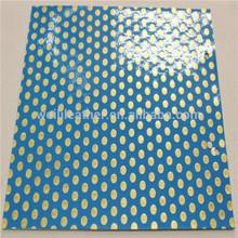 diseño de moda de vinilo cubierto de tela para el bolso monedero monedero