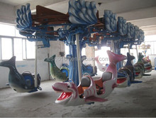 2015 new amusement sky wings Flying shark amusement equipment for children good quality funny rides