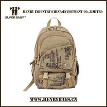 Factory ODM Bag Large Teen School Backpacks of Popular Design