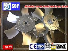 Low pressure axial flow fan 0.55 kw power/Exported to Europe/Russia/Iran