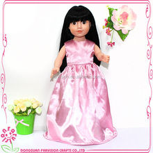 fashion design pvc vinyl doll custom plastic doll