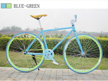 Good quality OEM design 700c colorful fixed gear cheap bike from alibaba