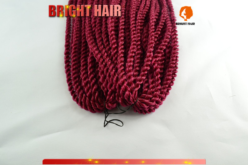 Crochet Braid Hair - Buy Red Crochet Braid Hair,Kanekalon Hair Braids ...