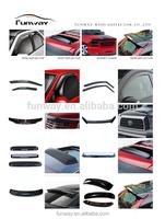 car window visor wind deflector door visor for SUZUKI ALTO